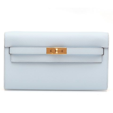 Hermès Kelly To Go Leather Clutch