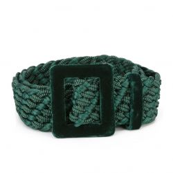 Yves Saint Laurent Green Belt