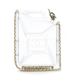 Chanel Dubai By Night Gas Tank Bag