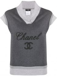 Chanel Embroidered Sweatshirt