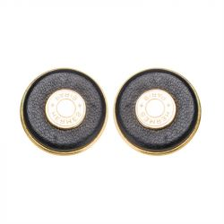 Hermes Vintage Clip-on Earrings