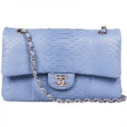 Chanel Python 2.55 Shoulder Bag SOLD