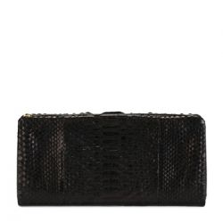 Celine Python Evening Clutch