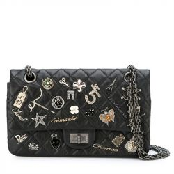 Chanel 'Lucky Charm Reissue 2.55' shoulder bag SOLD