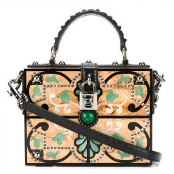Dolce & Gabbana Structured Crossbody Bag