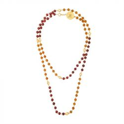 Chanel Vintage Gripoix Beaded Necklace