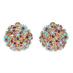 Ciner Vintage Clip-On Earrings