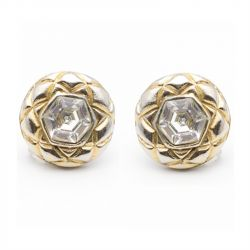 Chanel Diamante Earrings