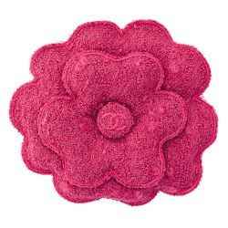 Chanel Wool Corsage Brooch
