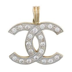 Chanel Four Leaf Clover 2003 Earrings