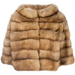 Fendi Sable Fur Jacket