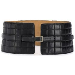 Chanel Quilted Leather Corset Belt