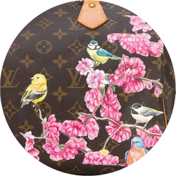 Bag Customisation Blossom and Birds