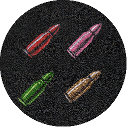 Bag Customisation Bullets