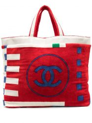 Chanel Extra Large Cotton Tote