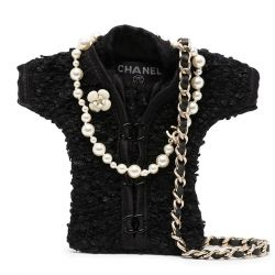 Chanel Limited Edition Jacket Shaped Bag