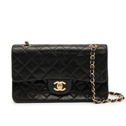 Chanel Small Double Flap 1991-1994