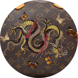 Chinese Dragon and Butterflies Customisation