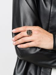 Chanel Chanel Ring Black