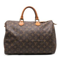 Louis Vuitton Speedy 30 Monogram Canvas City Handbag
