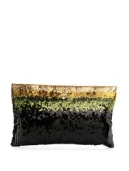 PRADA Multi-colour Sequin Pouch