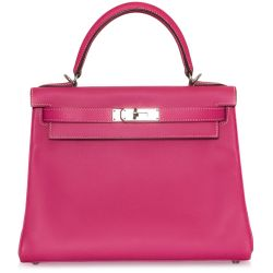 Hermes Pink Kelly Bag