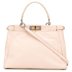 Fendi Dune Pink 2way Bag