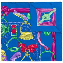 Hermes Etriers Remix Scarf