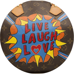 Bag Customisation Live, Laugh, Love