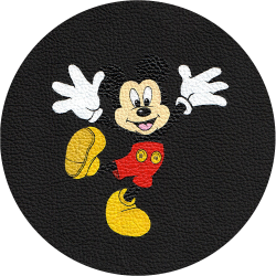 Bag Customisation Mickey Mouse