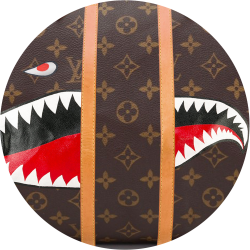 Bag Customisation Shark Bite