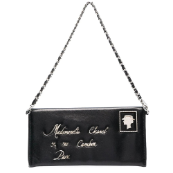 "Chanel Limited Edition ""Mademoiselle"" Postcard bag"