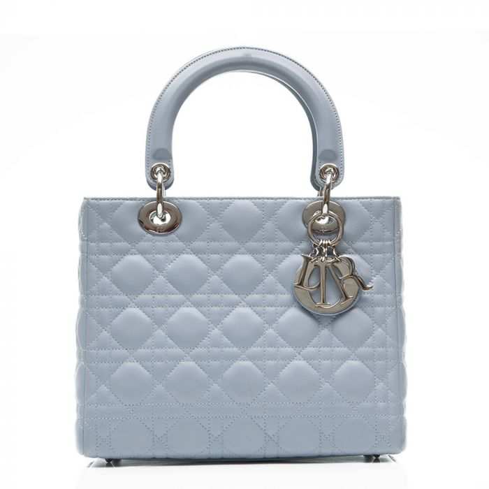 Baby Blue Lady Dior Handbag SOLD