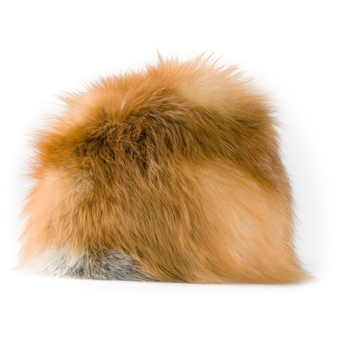 Dior Vintage Fox Fur Hat