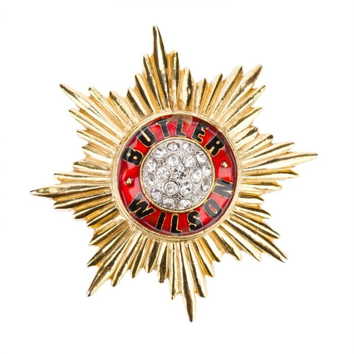 Butler and Wilson Brooch