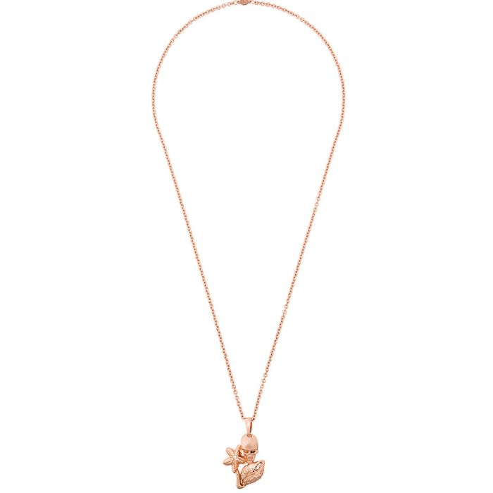 Alexander McQueen Skull & Starfish Necklace