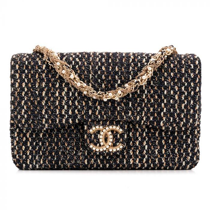 Chanel 2015 Tweed Westminster Flap Bag SOLD