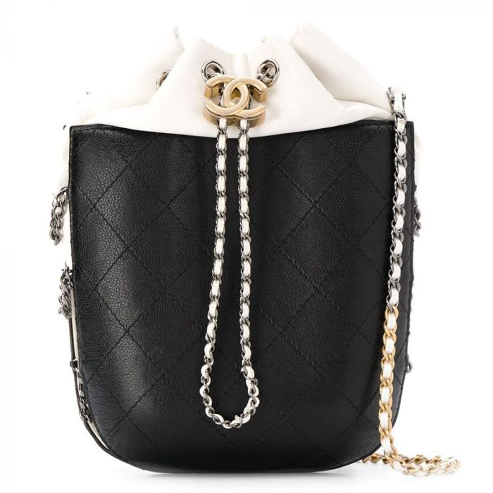 Chanel Leather Cross Body Gabrielle Bag SOLD