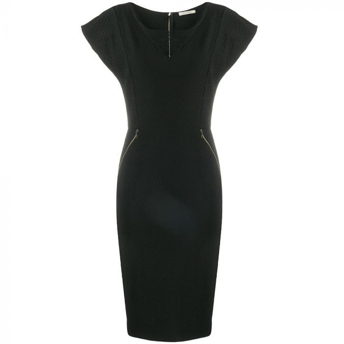 Nina Ricci Black Dress