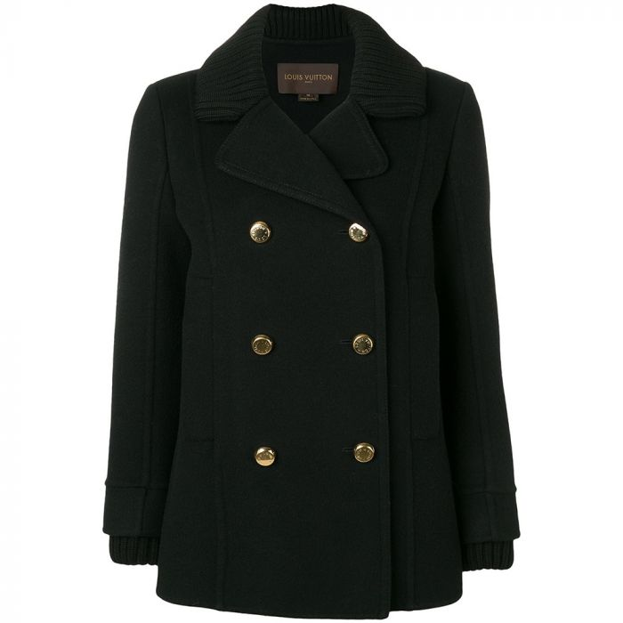 Louis Vuitton Wool Pea Coat SOLD