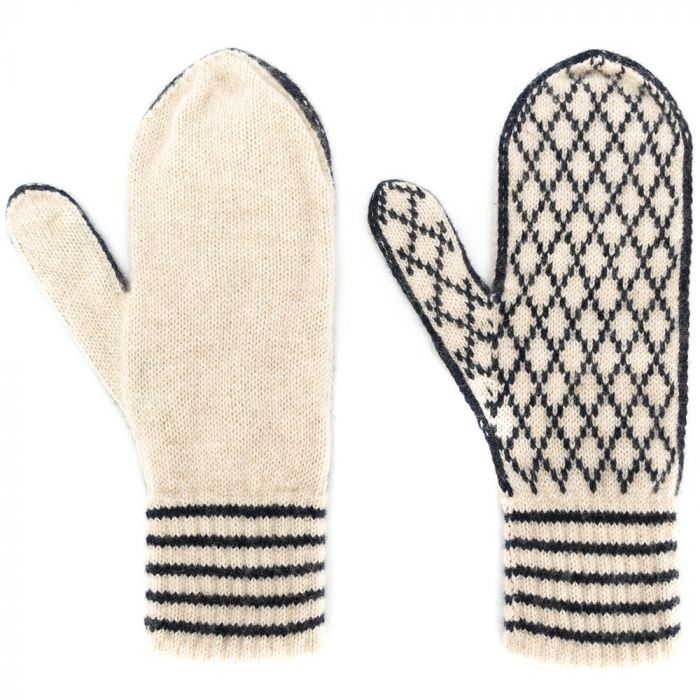 Chanel Knitted Cashmere Mittens SOLD