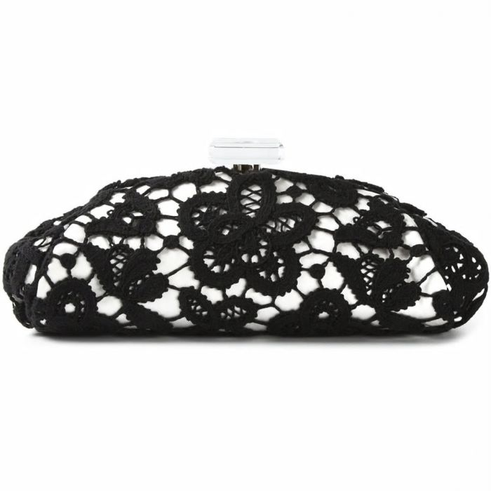 Chanel Timeless Lace Clutch