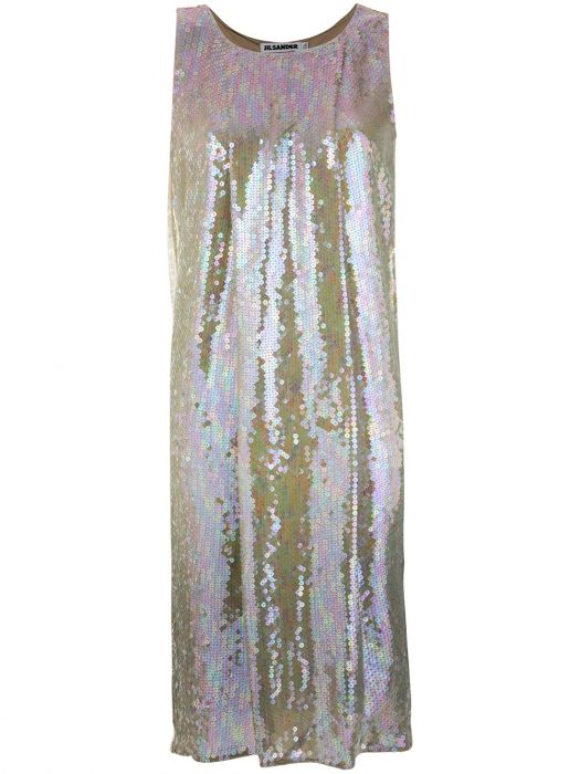 Jil Sander Sequin Dress