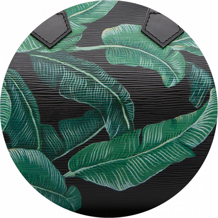 Bag Customisation Banana Leaves