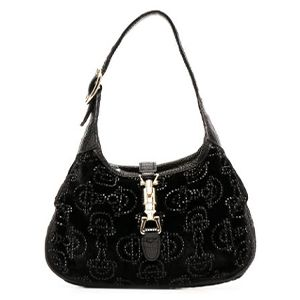 Gucci Mini Jackie Bag with Crystals
