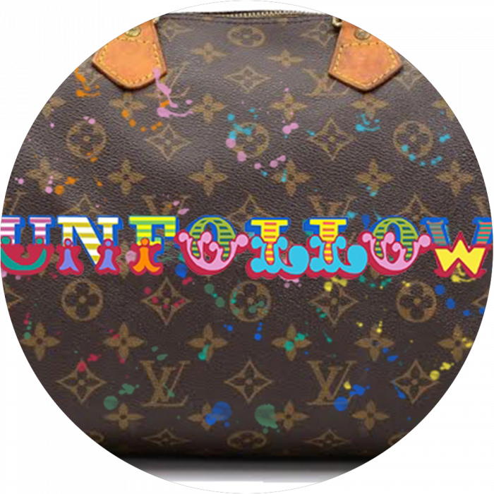 Bag Customisation Unfollow