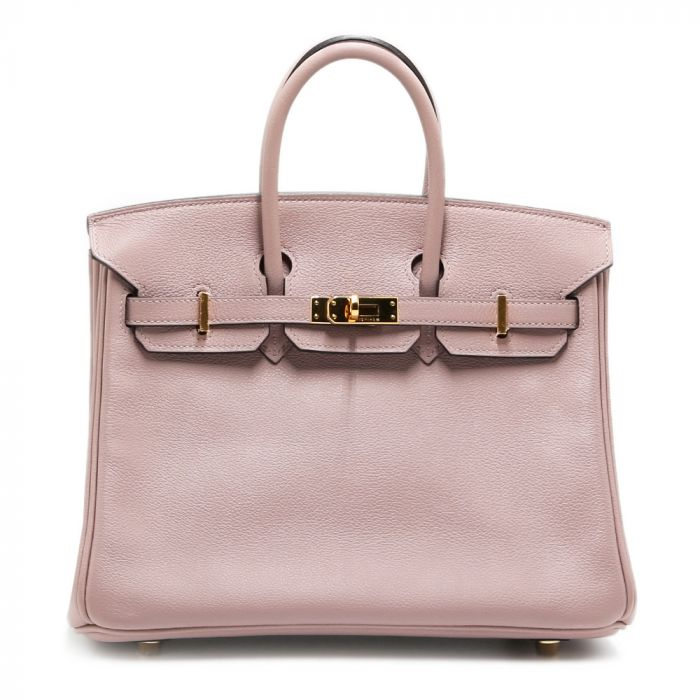 Hermès Glycine Pink 25cm Birkin Bag SOLD