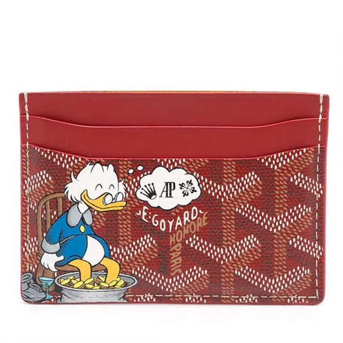 Customised St Sulpice Wallet
