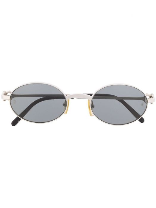 Cartier Oval Tinted Sunglasses SOLD
