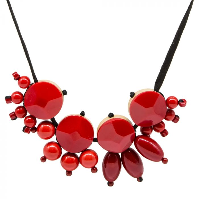 Marni Red Necklace